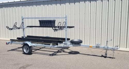 Hobe 2 Kayak Trailer