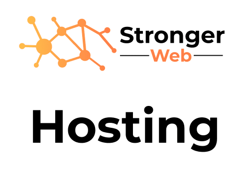 Stronger Web Hosting