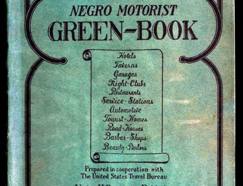 Michigan Places in the Negro Motorist Green Book Presented by M. Christine Byron